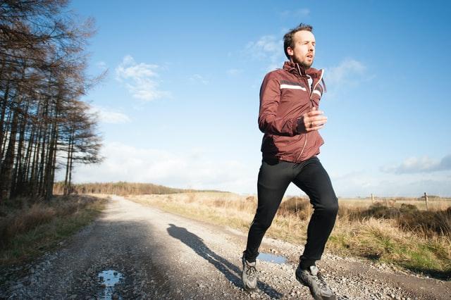 ćwiczenia bieganie